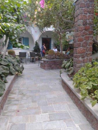 Hotel Andreas: garden