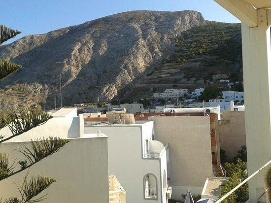 Hotel Andreas: terrazza