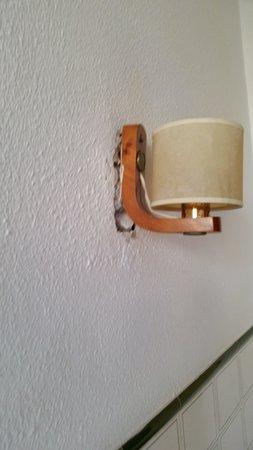 BH Mallorca: lampe de chevet  chambre