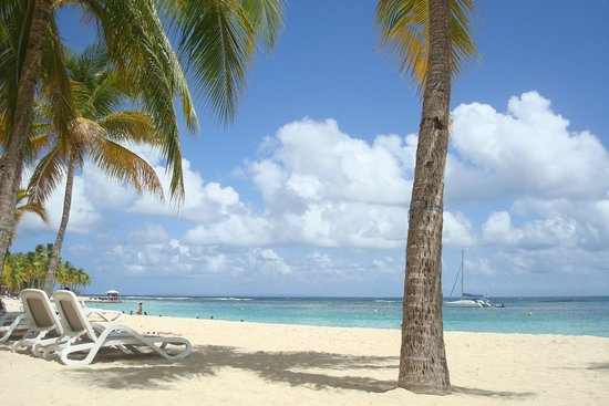 Club Med La Caravelle : plage