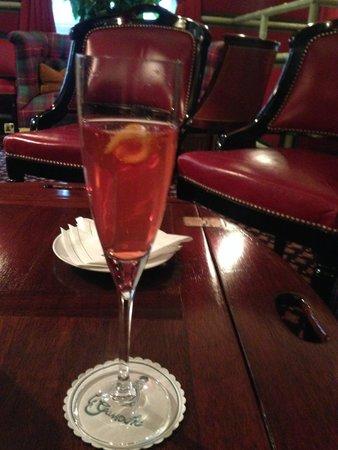 Le Gavroche Classic cocktail