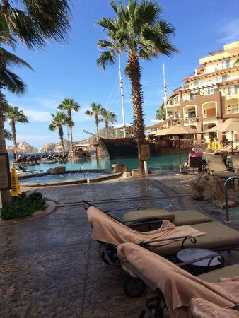 Villa del Arco Beach Resort & Spa : Great day by the pool
