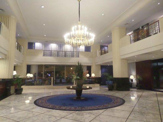 Gran Hotel Princesa Sofia: Hall de entrada