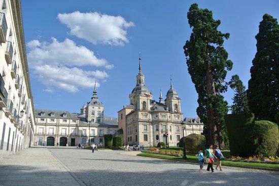 Parador de Turismo de La Granja: Palace
