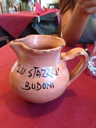 Ristorantino Lu Stazzu: Vino