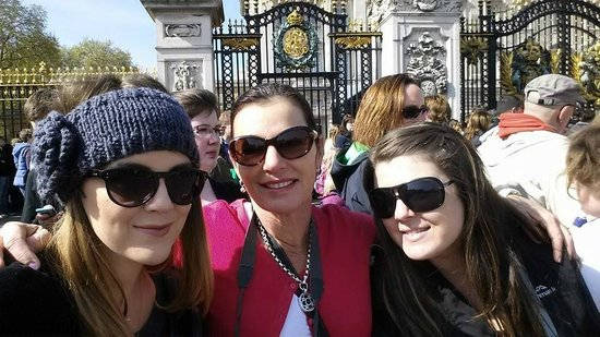 Changing of the Guard: Me and my girls