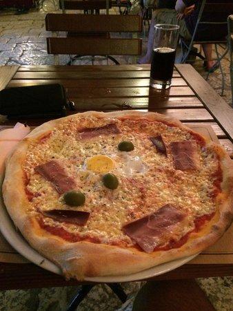 Pizzeria Domenica : Pizza Domenica