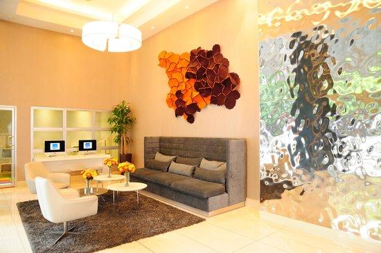 Novotel Panamá City: Lobby