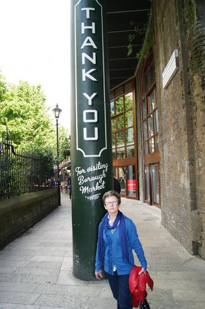 Bankside: Mercado Borough