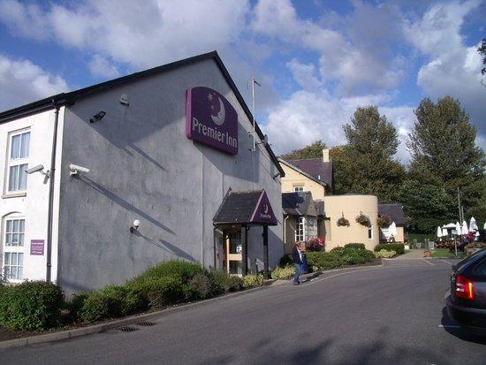 Premier Inn Southport (Ormskirk) Hotel: Outside