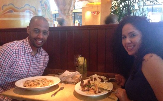 The Cheesecake Factory: We love this place...