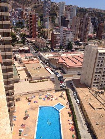 Acuarium Ii Apartments View Of The Aquarium Pool