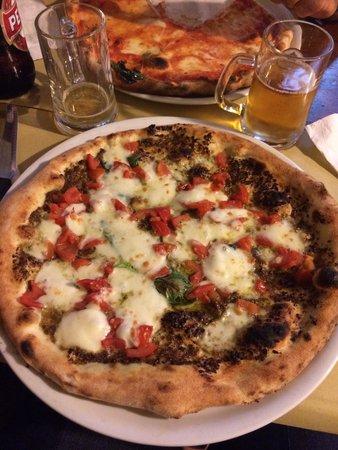 Pizzeria Pub Palm Beach: Tricolore!