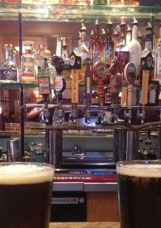 The Montana Club Restaurant - Butte: 15 beers on tap