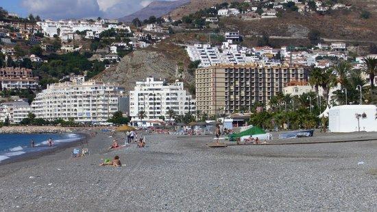 Apartamentos Chinasol: entorno