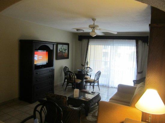 Villa del Palmar Beach Resort & Spa Los Cabos : Room 3312. Big and Beautiful!