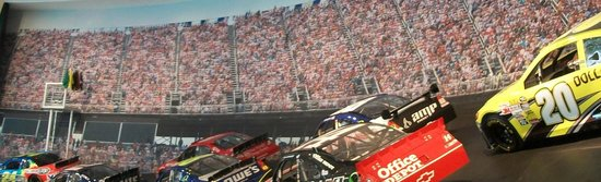 NASCAR Hall of Fame : Glory Road photos
