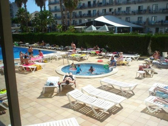 Hotel Riviera : kids pool
