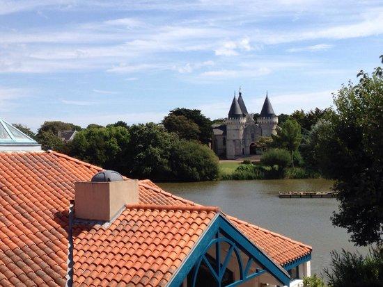 Pierre & Vacances Resort Port-Bourgenay: Vu depuis un logement