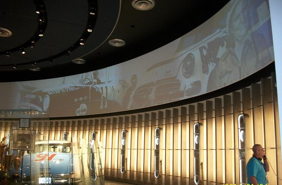 NASCAR Hall of Fame : The Great Hall