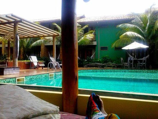 Terra Boa Hotel Boutique : piscina