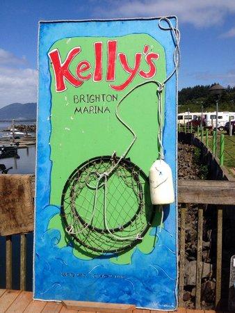 Kelly's Brighton Marina : Fresh! Fresh! Fresh!