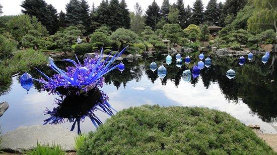 Denver Botanic Gardens: BEAUTIFUL EXHIBIT