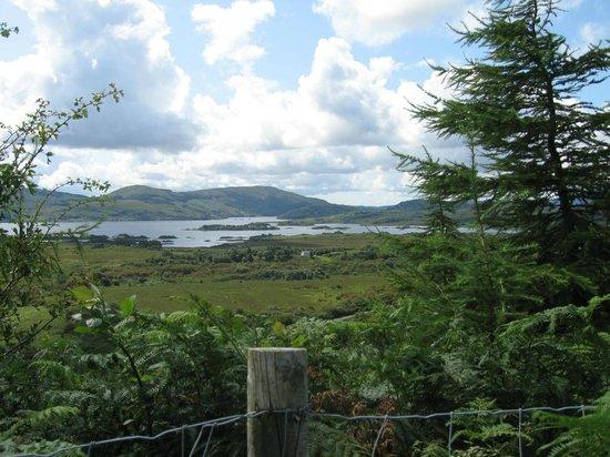 Cornamona, Irlanda: The Sean Bothair Walk