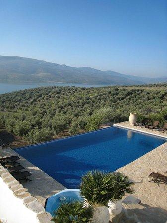 Casa Rural El Olivar: Prachtig zicht