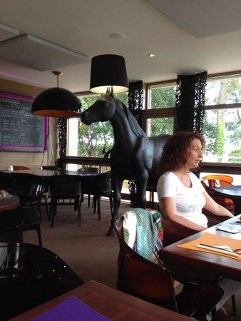 Ibis Styles Lorient Caudan: Salle de restaurant