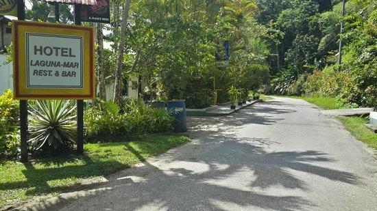 Laguna Mar Lodge: Grounds