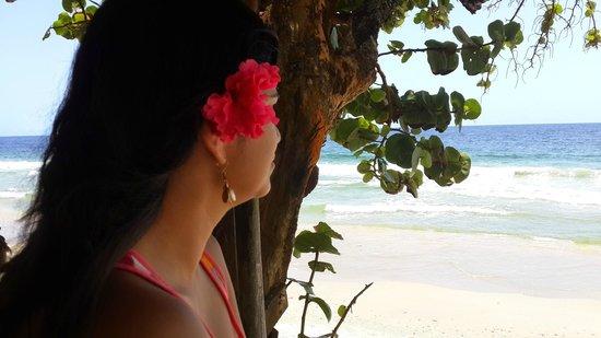 Laguna Mar Lodge: Beach