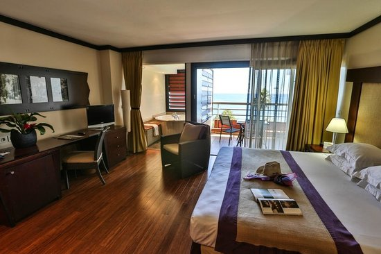 Tahiti Pearl Beach Resort: Jacuzzi room