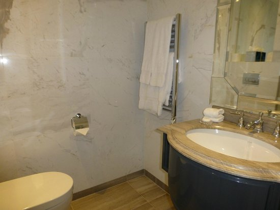 Dorsett Shepherds Bush, London: Amazing Bathroom