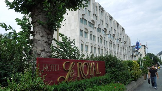 Le Royal Hotels & Resorts - Luxembourg: Le Royal