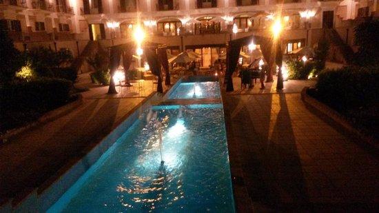 Giardino di Costanza Resort : la nostra serata