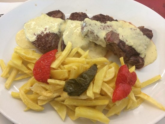 La Bodeguilla de Santa Marta: Galegesa en sals de mostaza