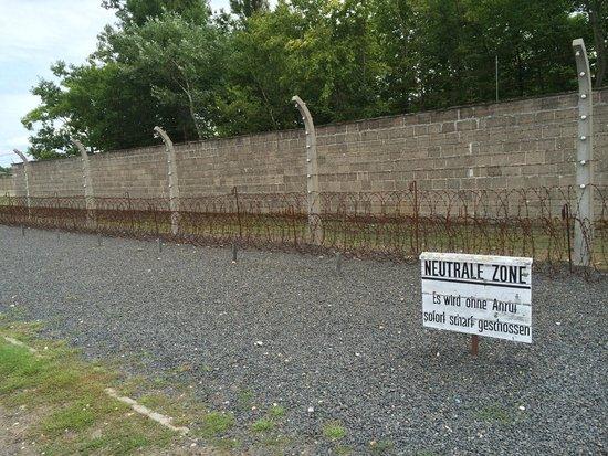 Gedenkstätte und Museum Sachsenhausen: Security Measures