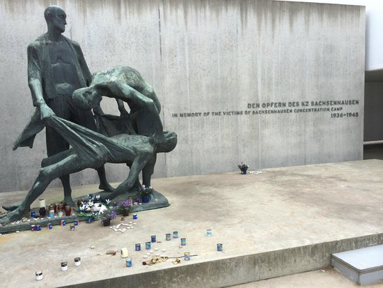 Gedenkstätte und Museum Sachsenhausen: Memorial for the victims of Sachsenhausen