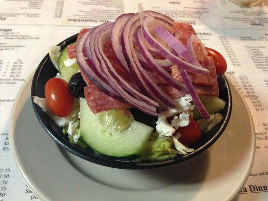 Brian's Roast Beef Deli: Side Salad