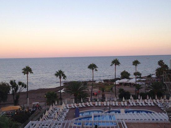 Protur Bonamar: View from room 424 - sea view!