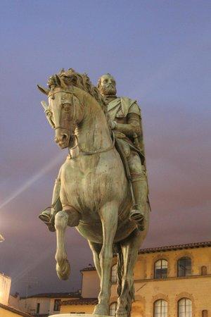 Palazzo Vecchio: Cosimo de Medici