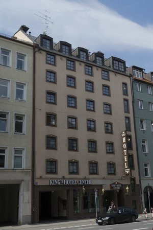 King's Hotel Center München