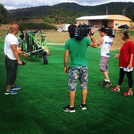 TRIKEFORCE - Powered Paragliding: TRT TV