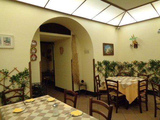 Grand Hotel Europa: desayunador