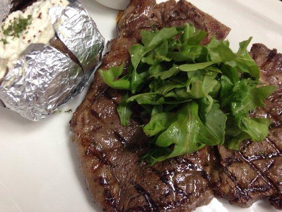 Pampas Grill & Bar: T-Bone Steak