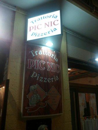 Ristorante Pizzeria Pic Nic