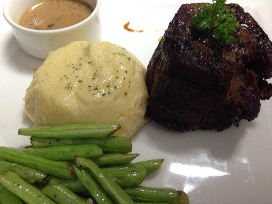 Pampas Grill & Bar: Beef Tenderloin