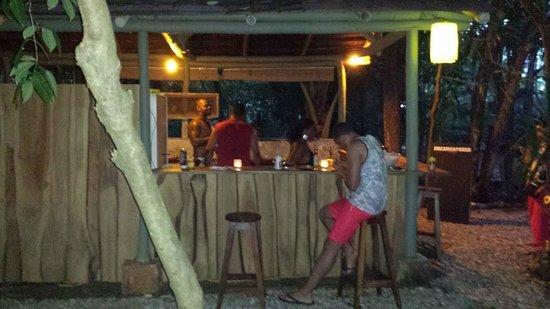 Atrapasueños Dreamcatcher Hotel: BBQ Area