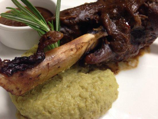 Pampas Grill & Bar: Lamb Shank
